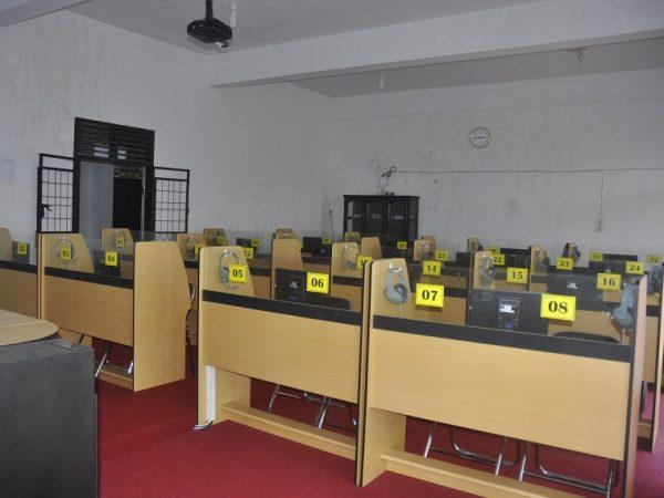 Ruang Laboratorium Bahasa UGNP